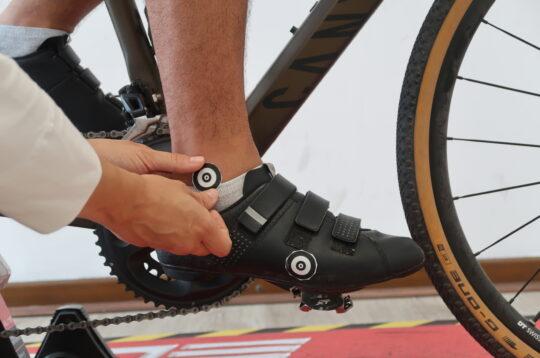 gesto della pedalata