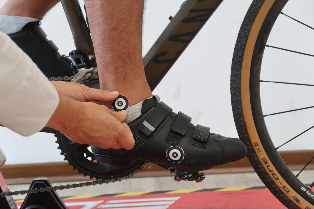 Il gesto della pedalata