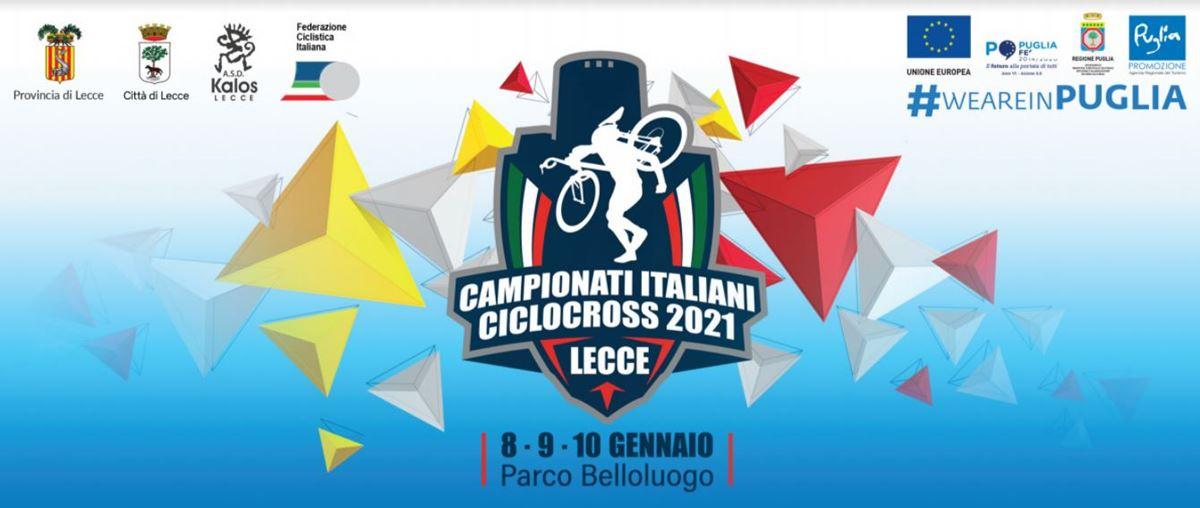 Campionati italiani ciclocross 2021 Lecce