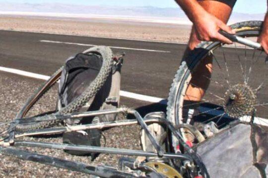 Corso di meccanica d'Emergenza per biciclette