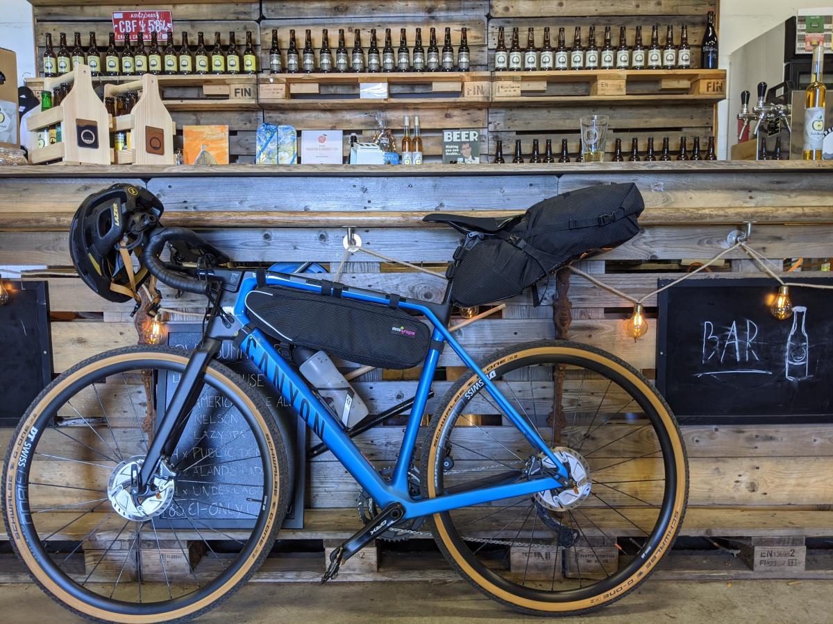 isole aland bicicletta canyon grail birra bikepacking