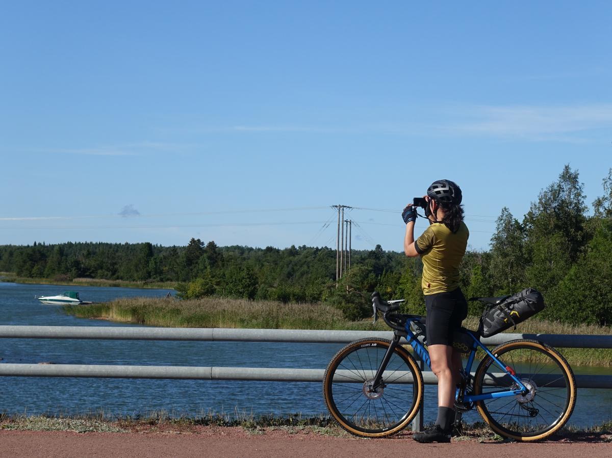 le isole aland in bicicletta cicloturismo gravel