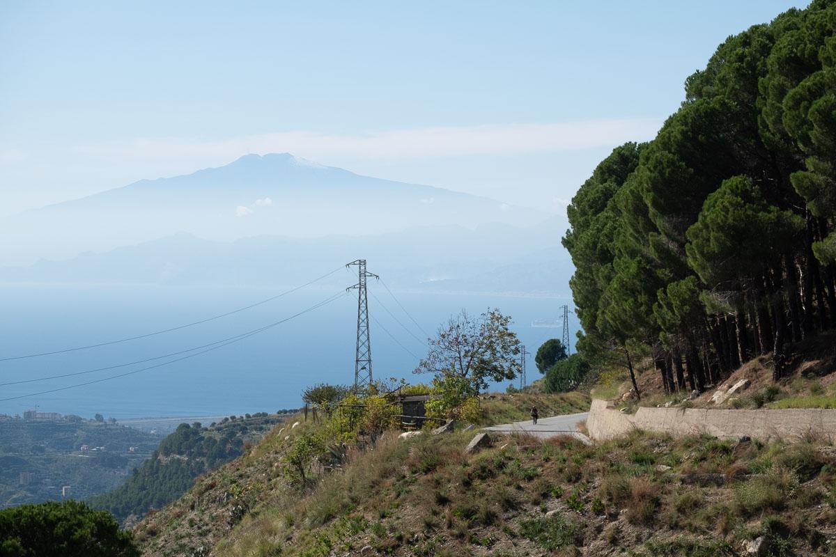 Aspromonte salite in bicicletta Calabria