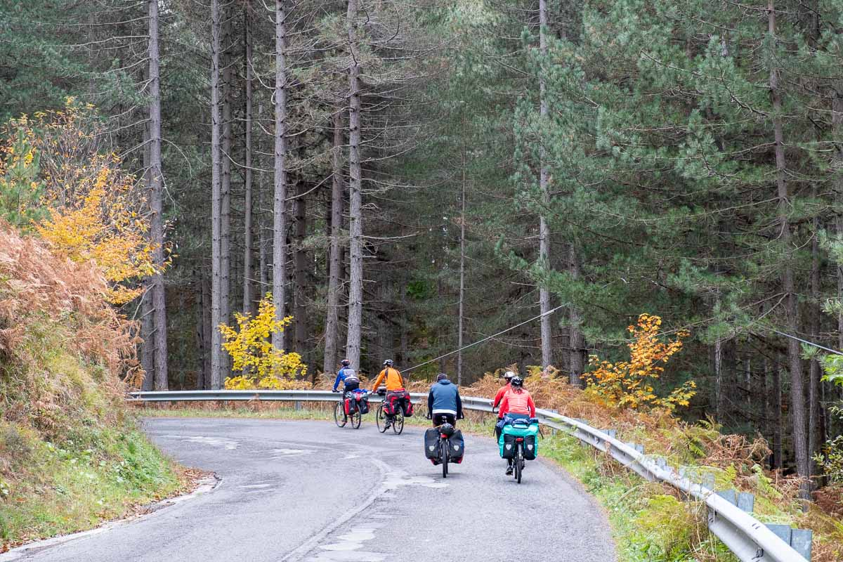 Ciclovia dei Parchi della Calabria - In bici sulla Sila