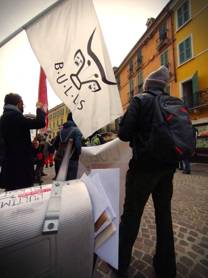 Brescia lettere Bulls