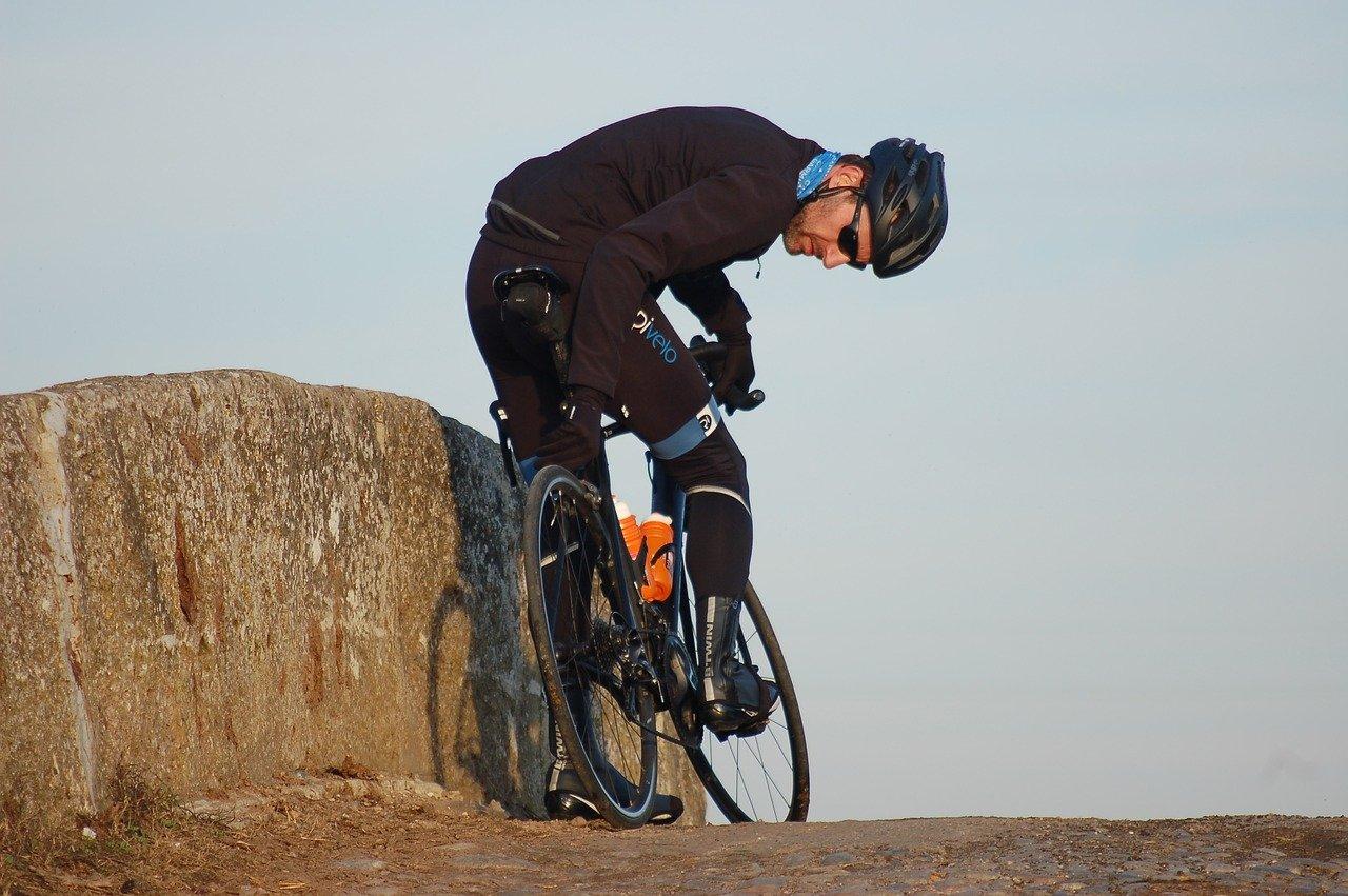 Ginocchio ciclismo freddo abbigliamento Patellar Friction Syndrome