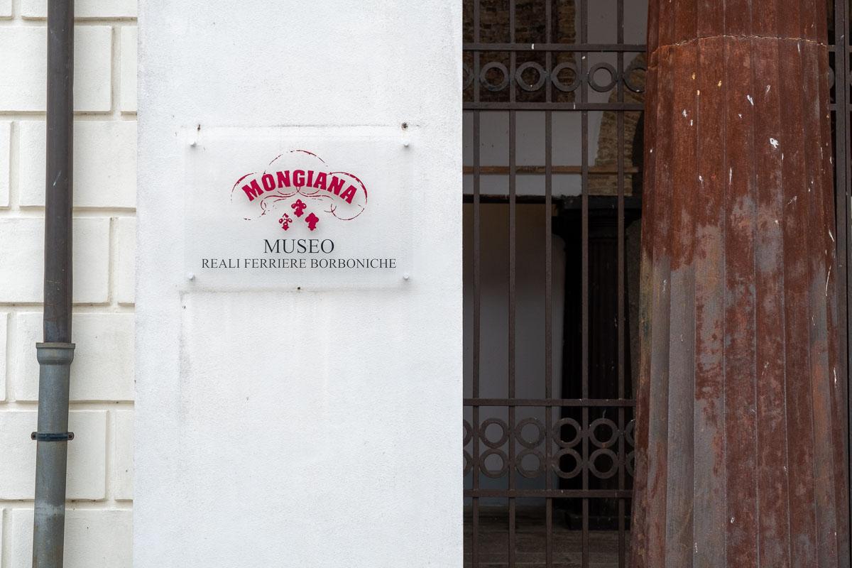 Mongiana Museo Reali Ferriere Borboniche