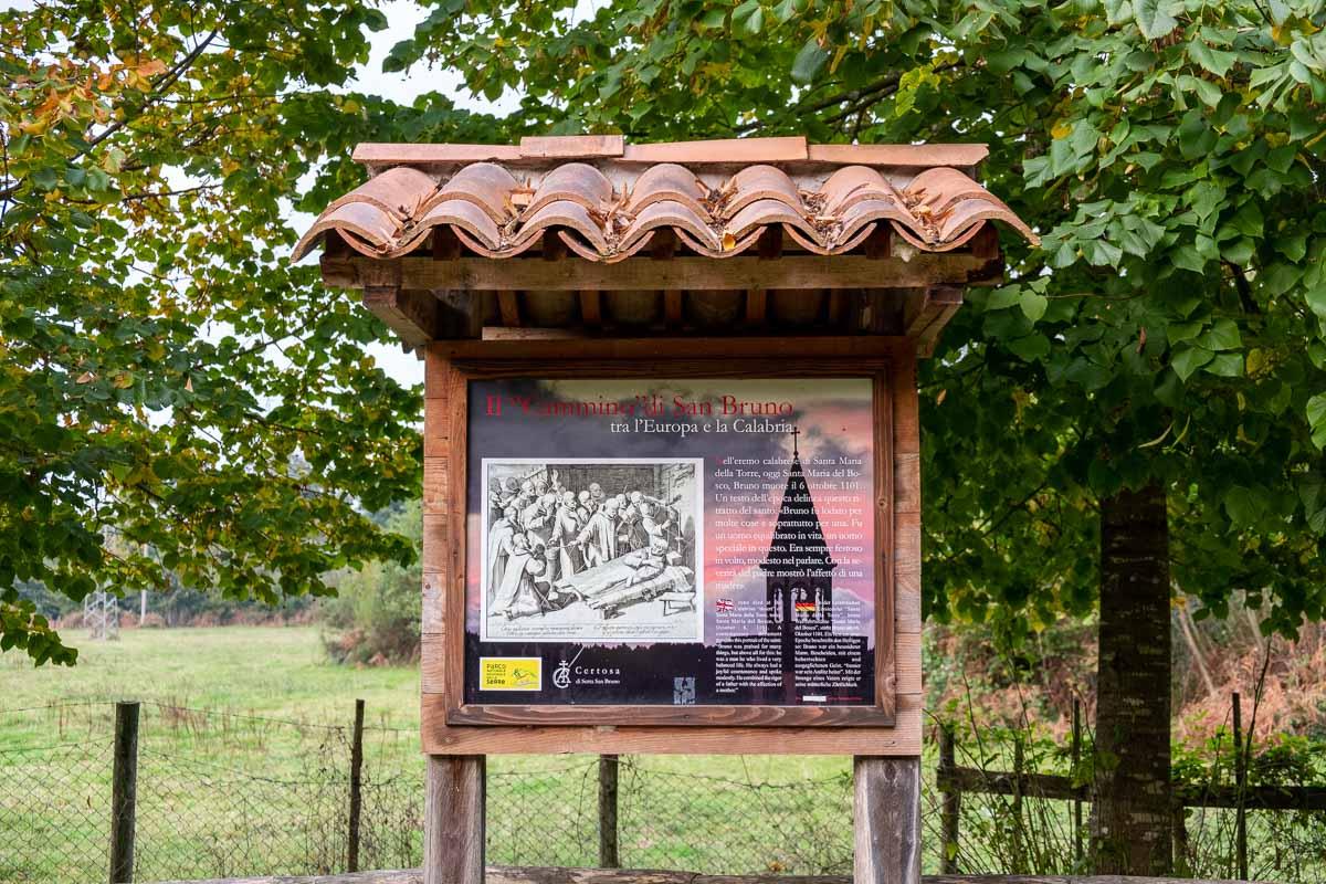 Parco delle Serre | Ciclovia Parchi Calabria