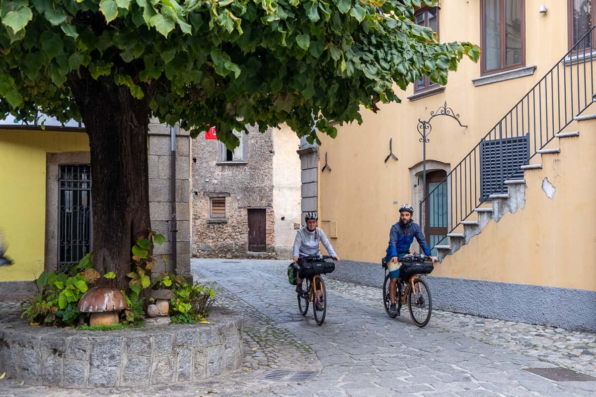Ciclovia Parchi Calabria