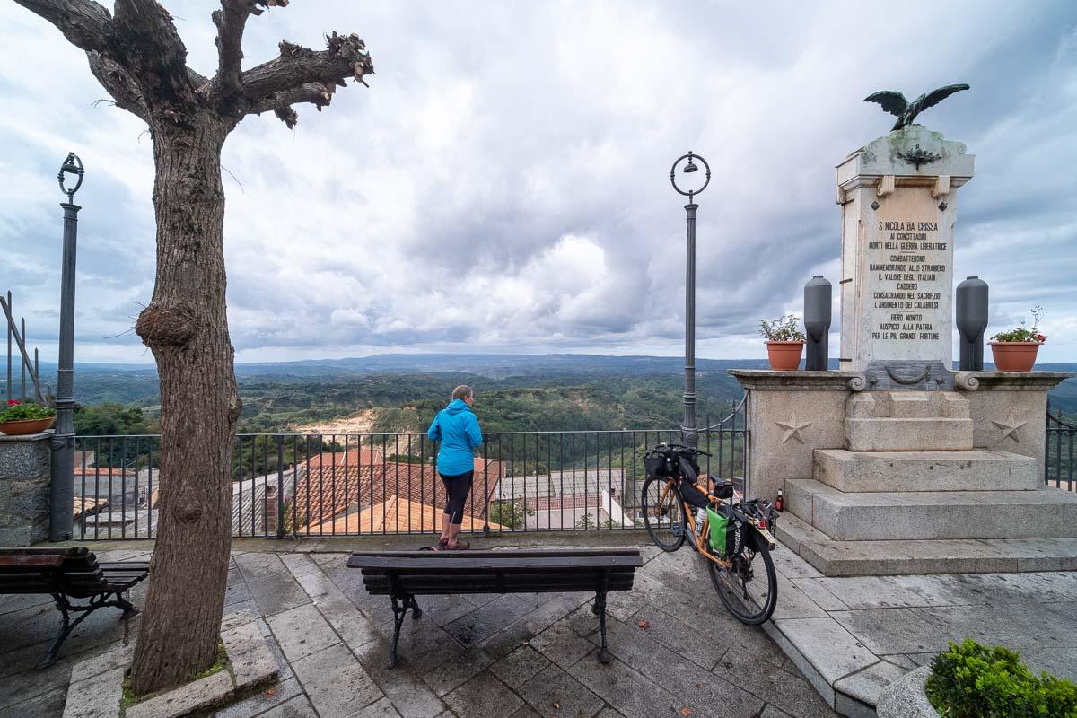 Ciclovia Parchi Calabria | Belvedere