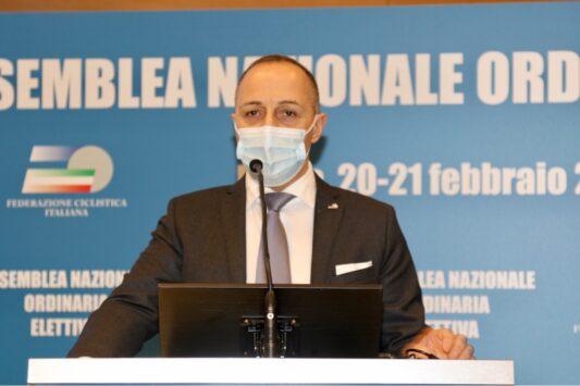 Cordiano Dagnoni presidente Federazione Ciclistica Italiana