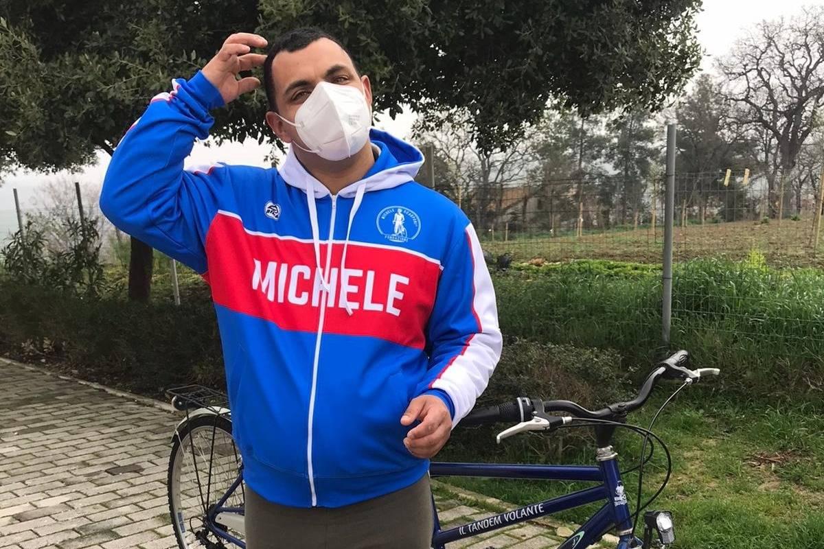 Una ciclofficina per Cristopher! Fondazione Michele Scarponi Onlus