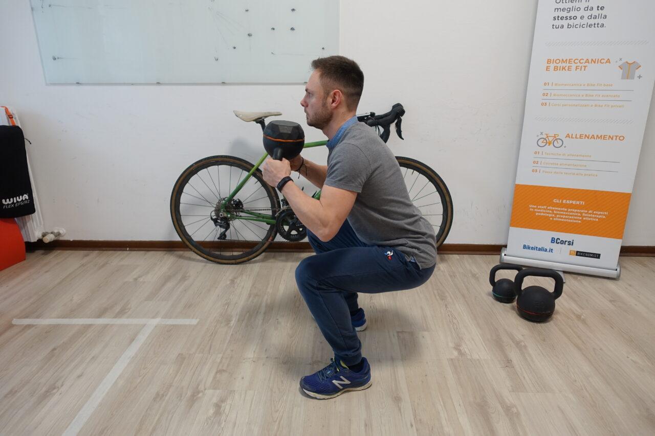 Squat per ciclisti