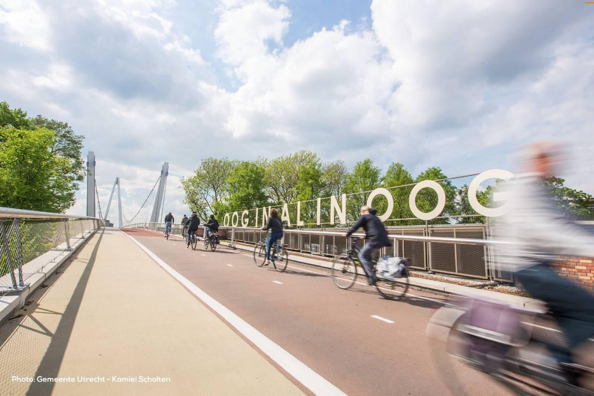 Superciclabile Utrecht superciciclabili successo