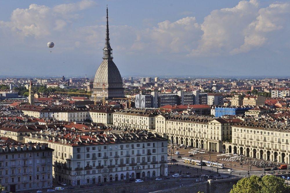 Torino panorama Mole