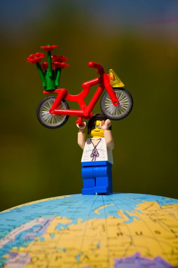 Bike Power Lego Mikael Colville-Andersen