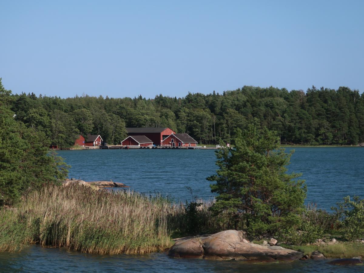 L'arcipelago trail di Turku