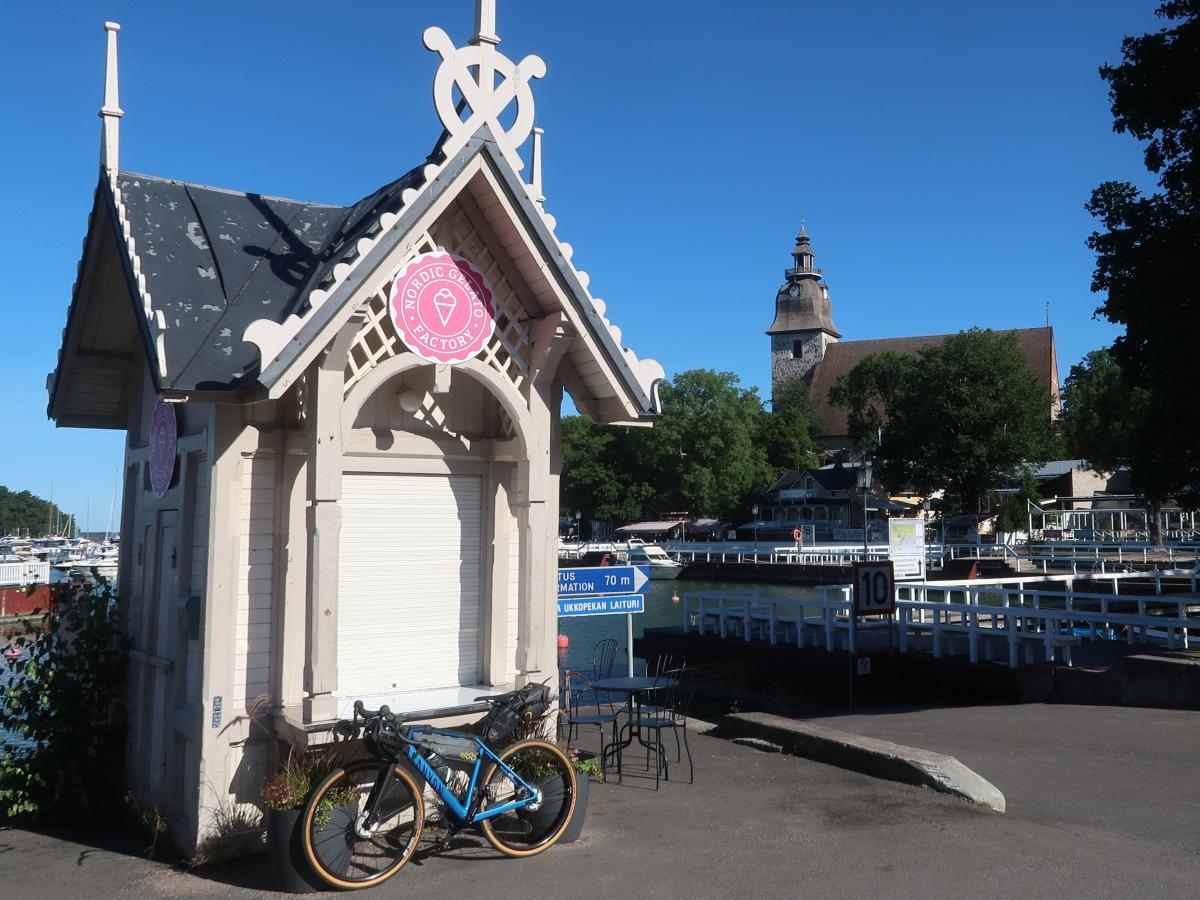 Naantali, L'arcipelago di Turku