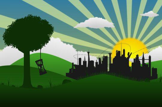 Città verdi resilienza