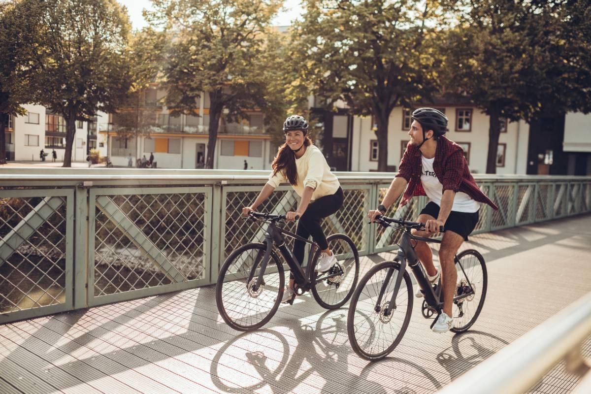 Canyon Roadlite:ON fitness bike
