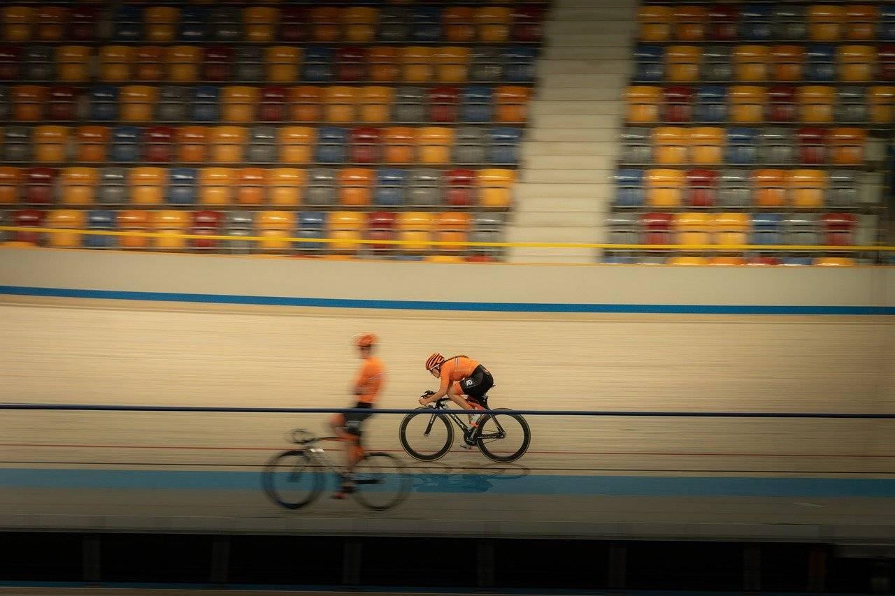 ciclismo su pista osta