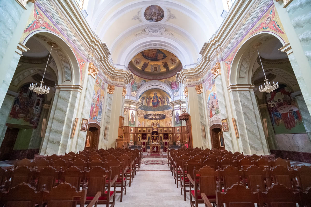 Chiesa Ciclovia dei Parchi della Calabria Pollino