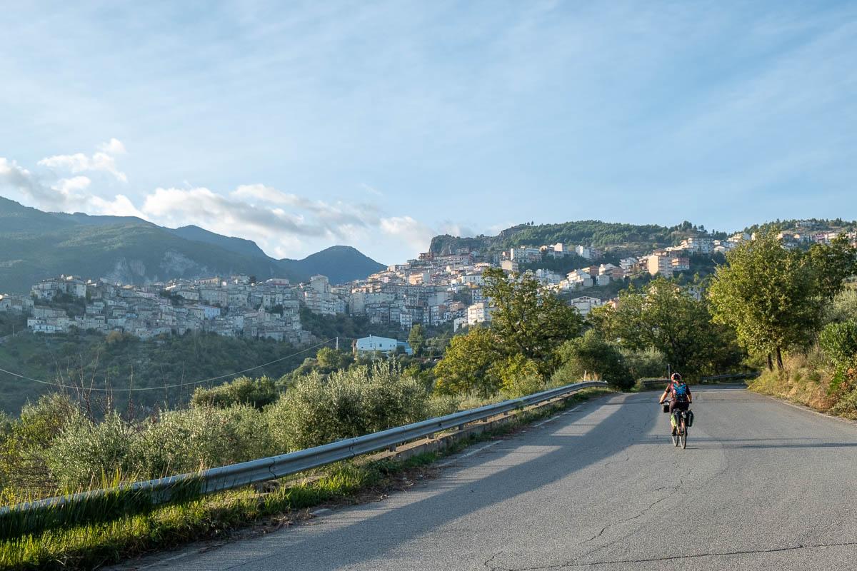 Ciclovia Parchi della Calabria pedalando nel Pollino