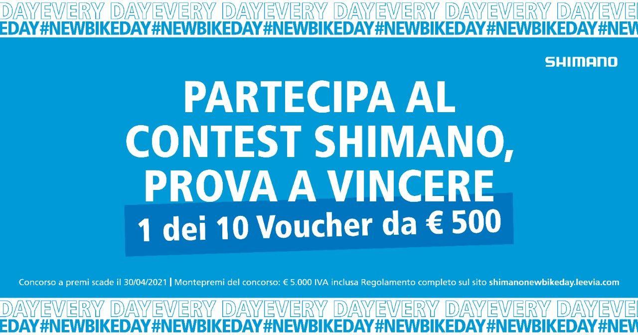 Shimano link #NewBikeDay