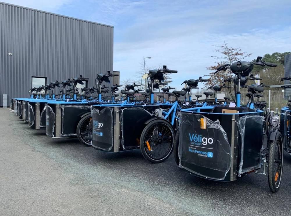 cargo bike in Francia incentivi bici