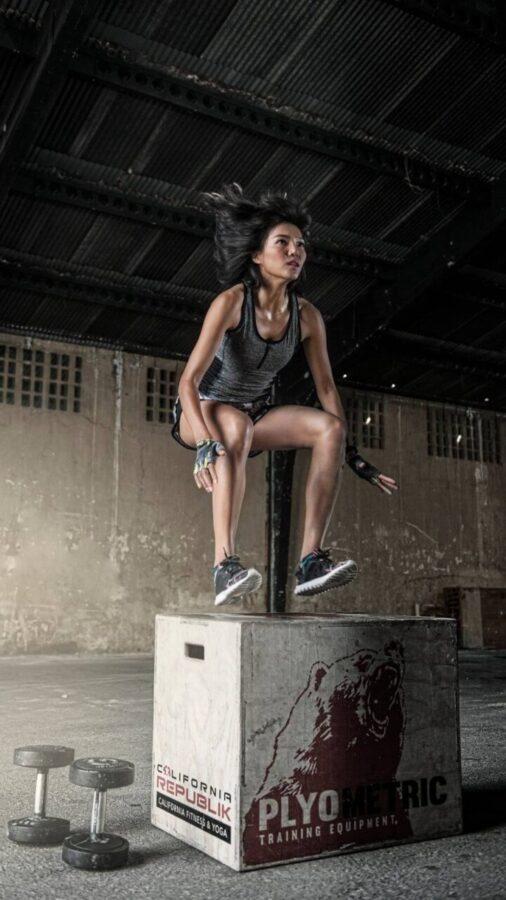 allenamento forza jump