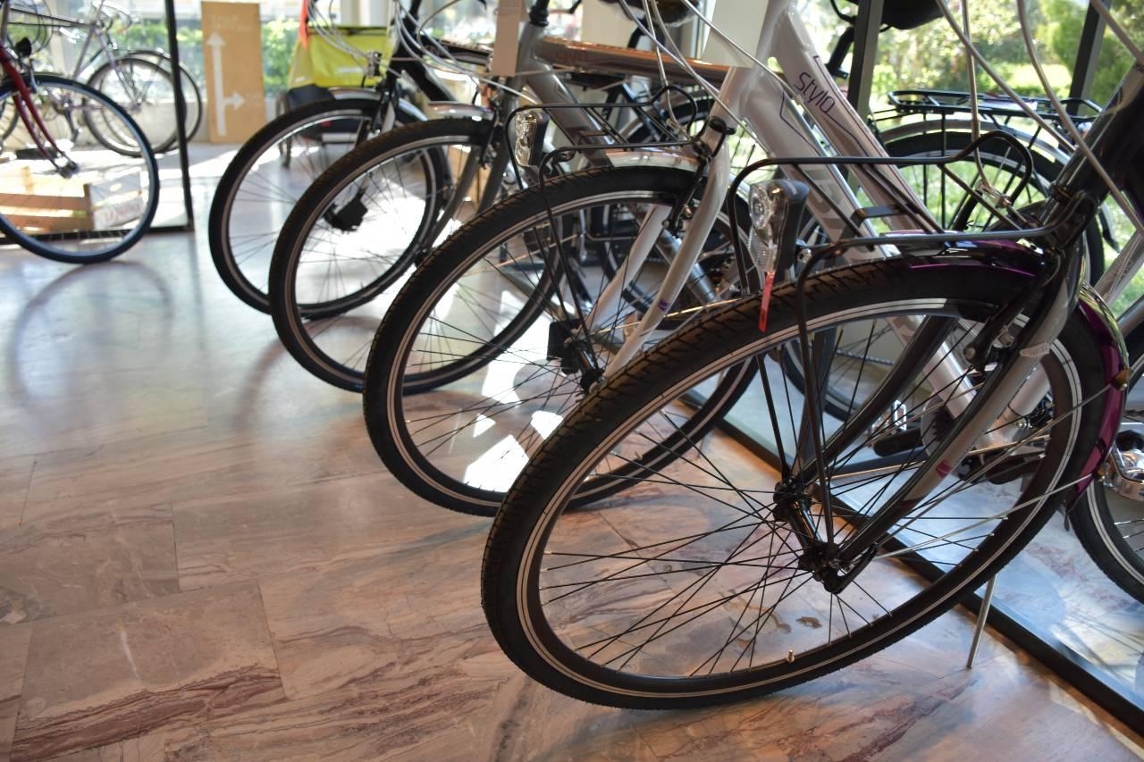 bici negozio vendita biciclette