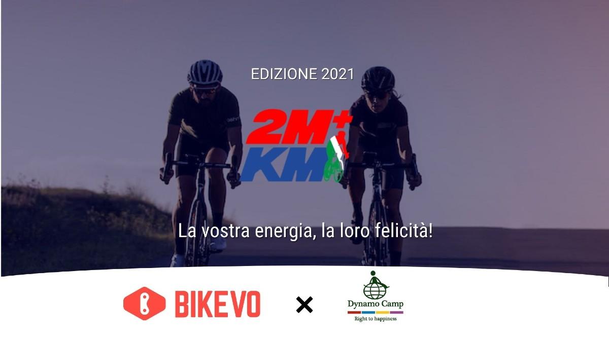 2+Milioni di km solidarietà bici