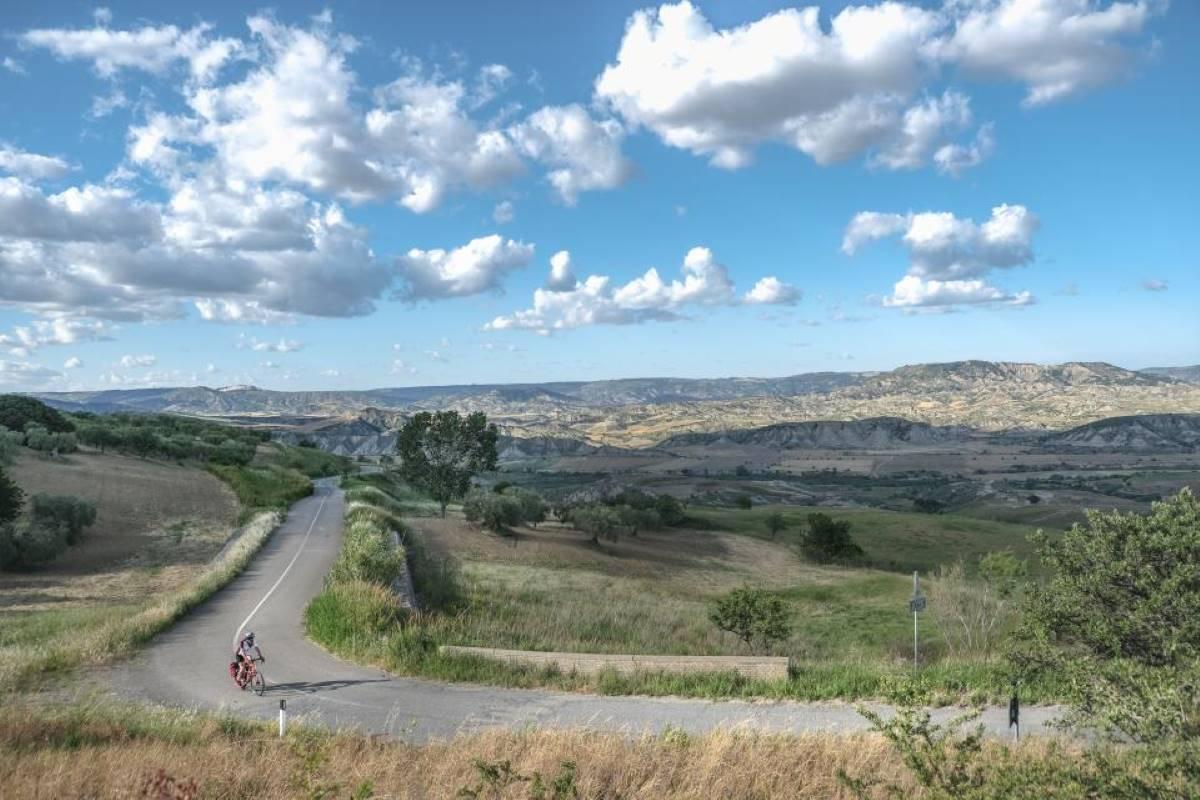 Appennino Lucano Basilicata cicloturismo