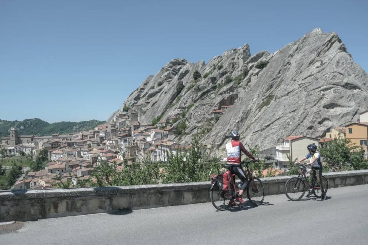 strada panoramica Appennino Lucano