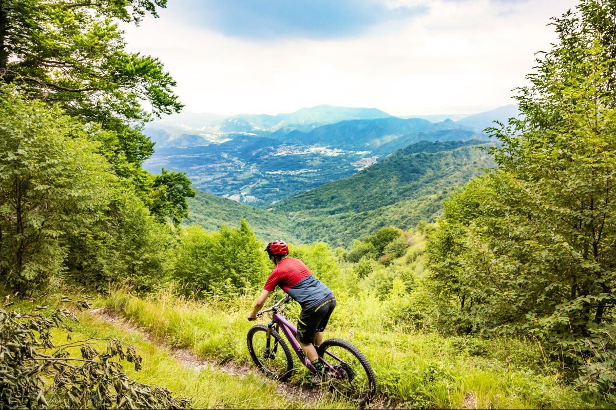 Monte Maniva mtb Brescia