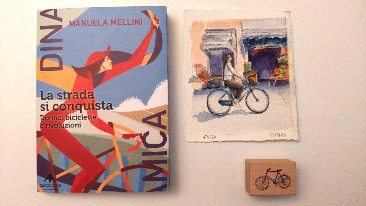 libro donne bici
