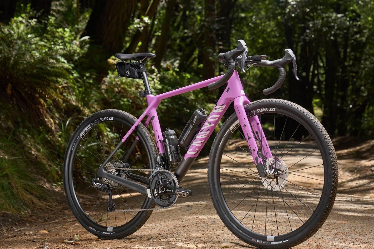 Grizl CF SLX bici gravel Canyon