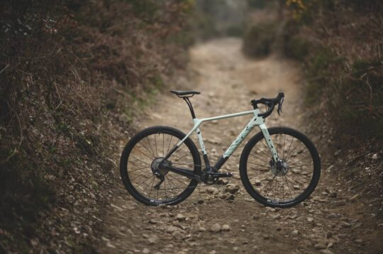 Grizl CF SL gravel Canyon