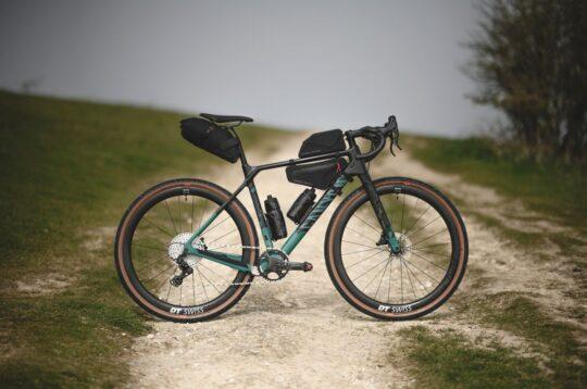 Set borse bikepacking Apidura per Cayon Grizl