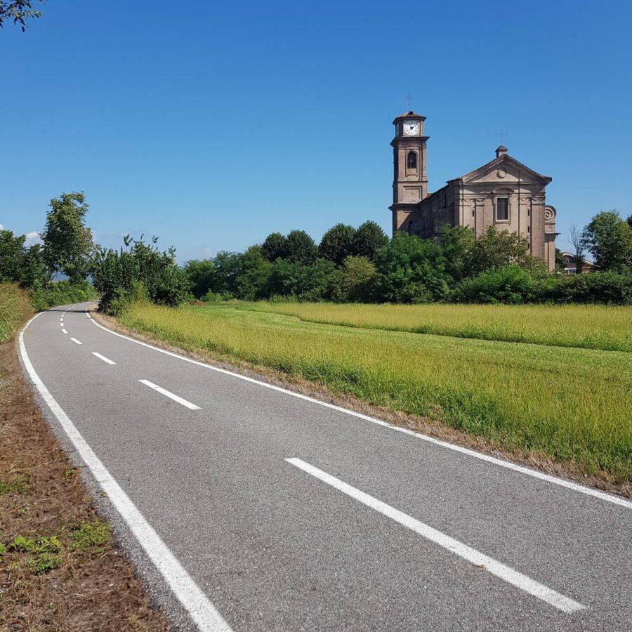 Pista cilabile delle Risorgive, Piemonte