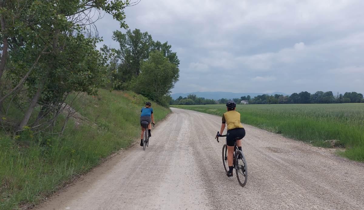allenamento ciclismo gravel