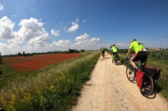 in bici col Parkinson
