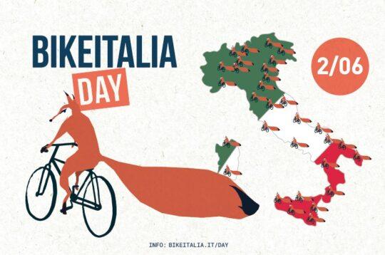 BIKEITALIA DAY Festa della Repubblica 2 giugno