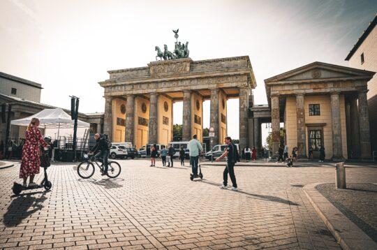 Berlino bici ciclabilità