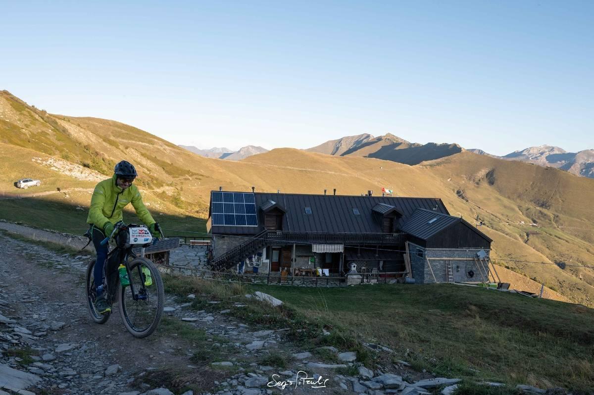 Liguria Bike Trail in bici gravel