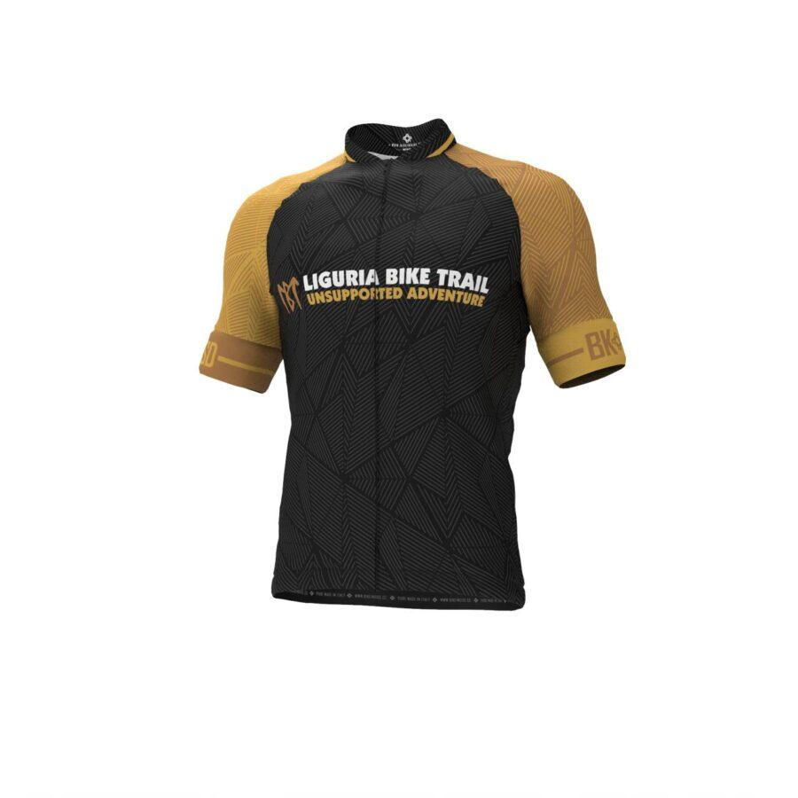 Maglietta Liguria Bike Trail lato a