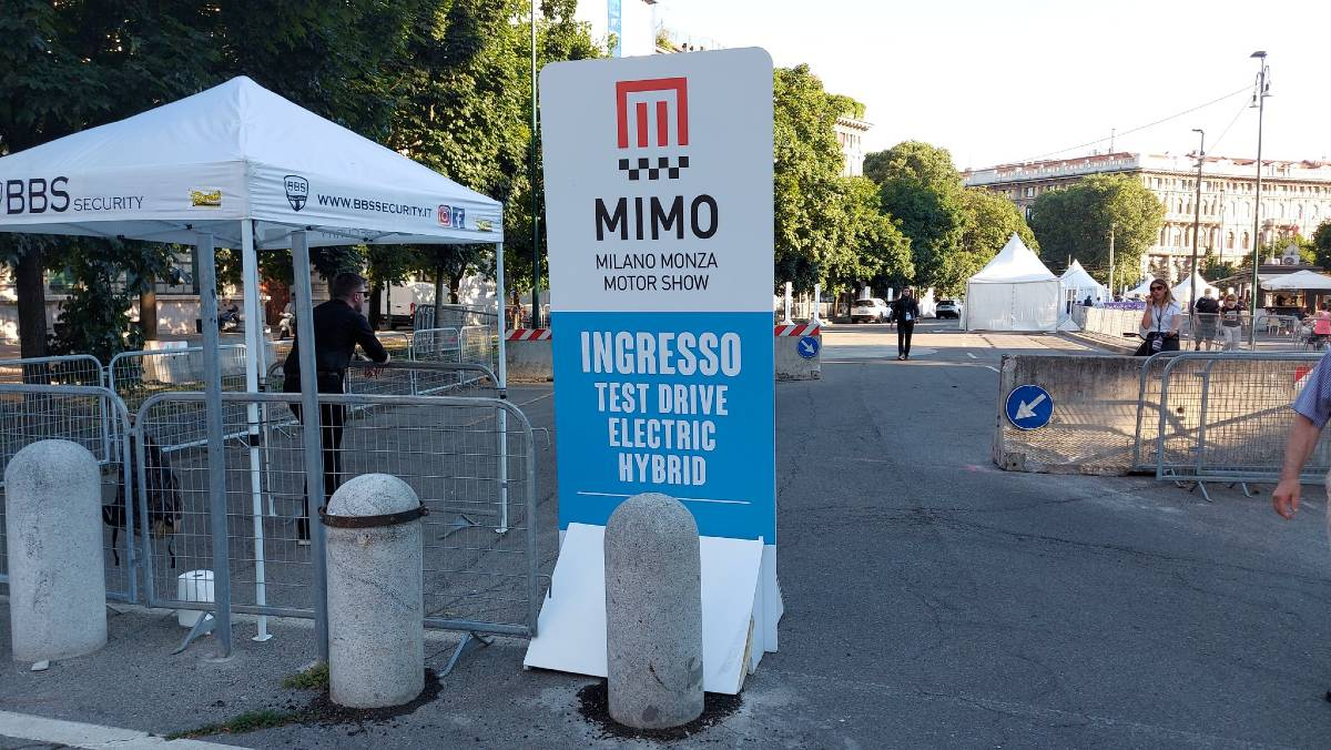 MiMo Motor Show flop