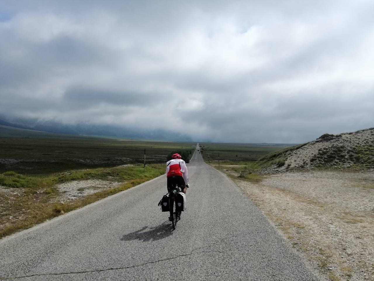 strada gps pianificare itinerario bici