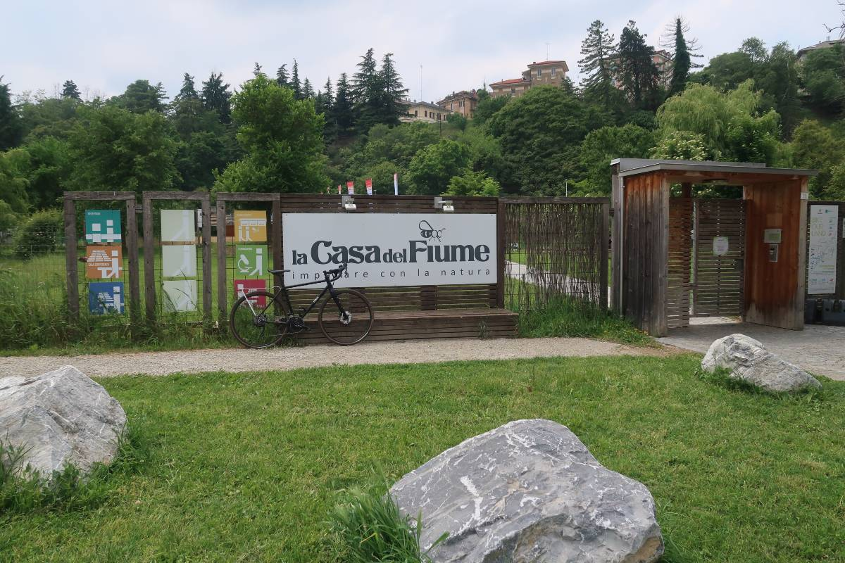 Cuneo Casa del Fiume