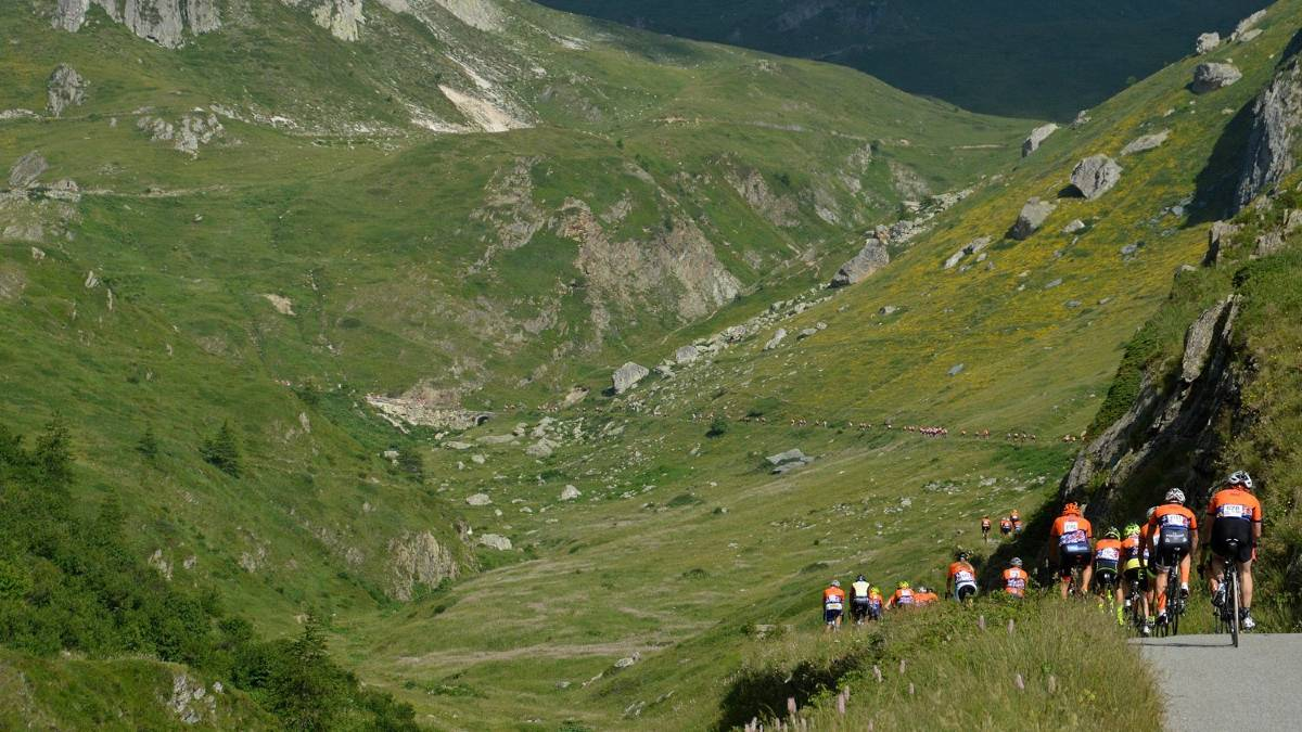 Granfondo  La Fausto Coppi